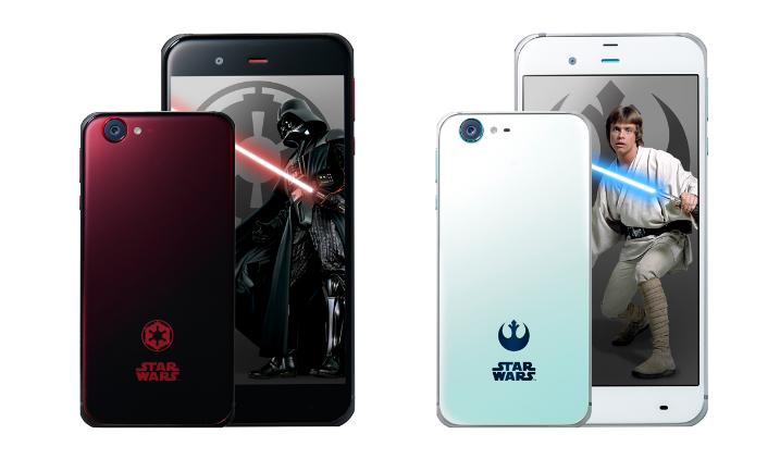 STAR WARS mobileがソフトバンク発売。性能やデザイン、予約開始が始まり発売日も決定!