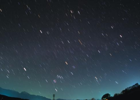 しぶんぎ座流星群2017は1月3日。地域別の方角や時間帯。YouTube生中継あり