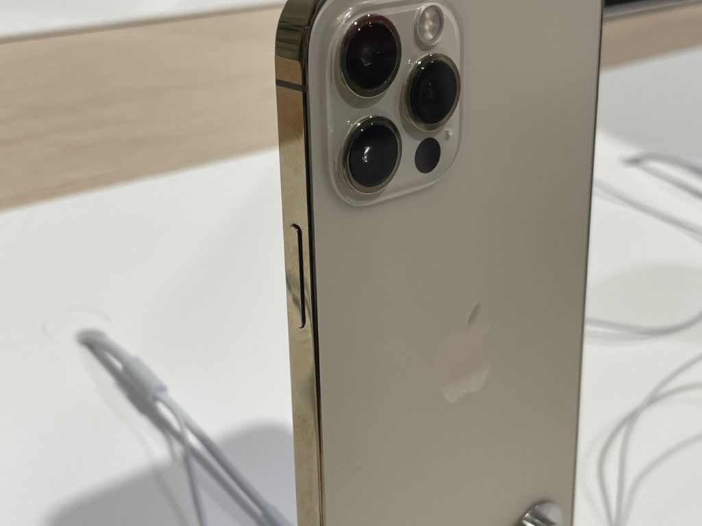 iPhone12 Pro Gold