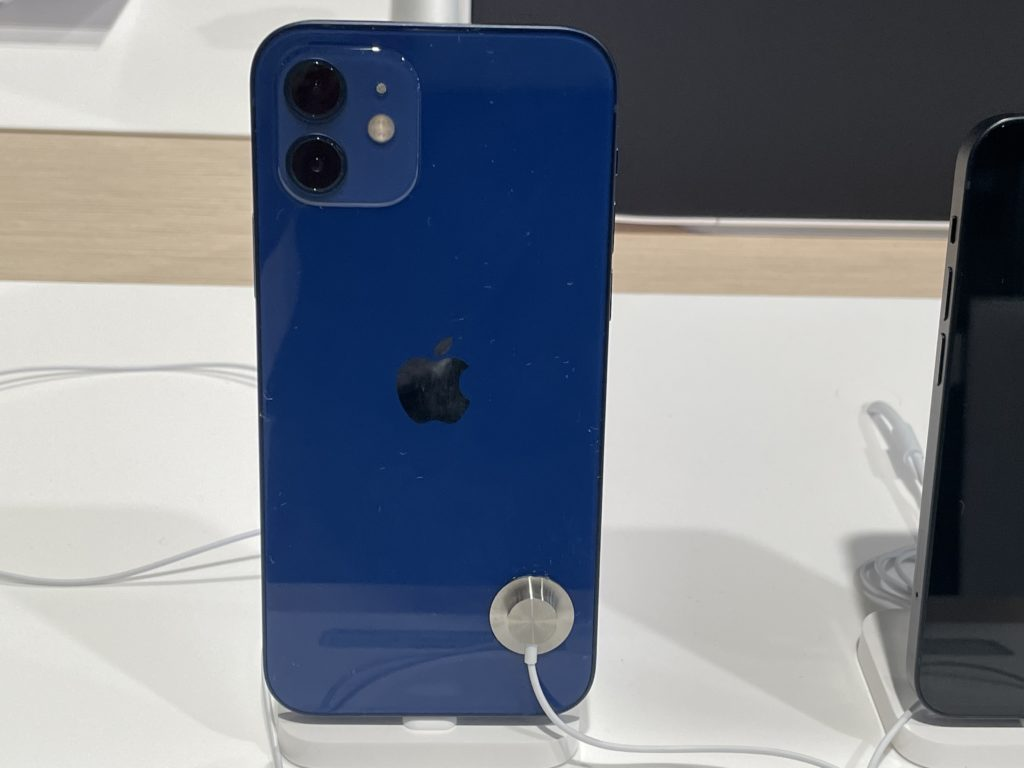 iphone12 blue