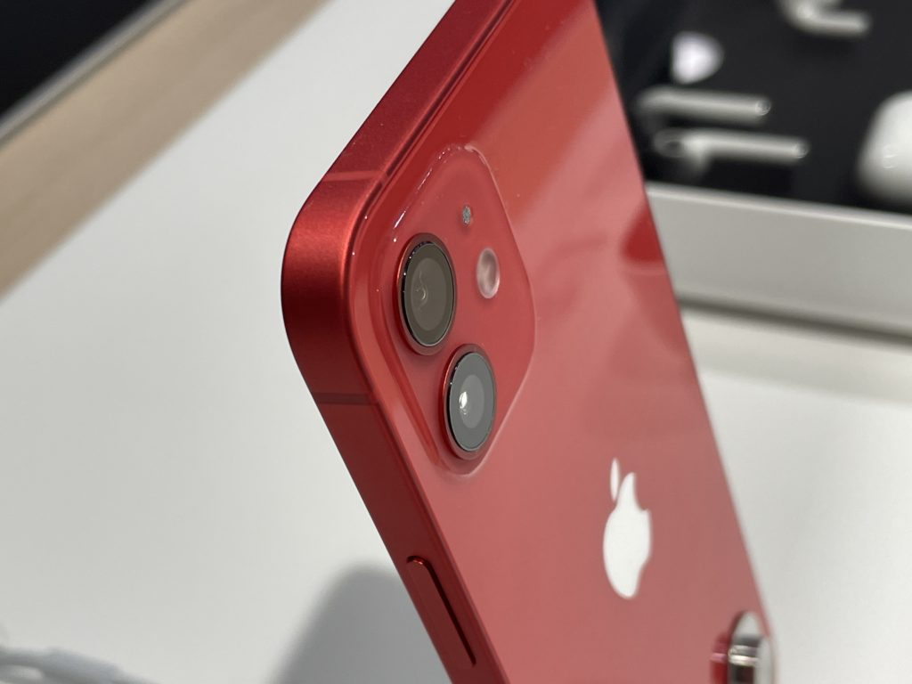 iPhone12 product red