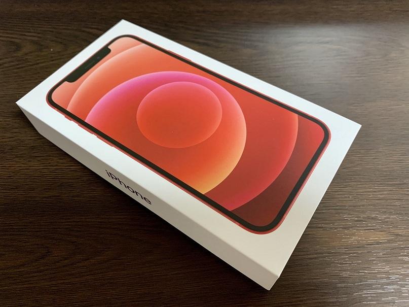 iPhone12パッケージ