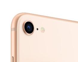 iPhone8のアウトカメラ
