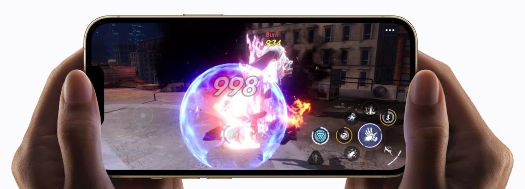 iPhone13-game