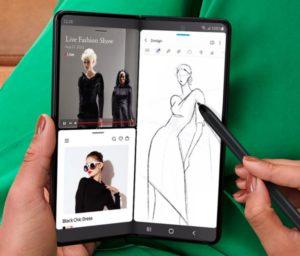 Galaxy Z Fold3 5G-S-pen