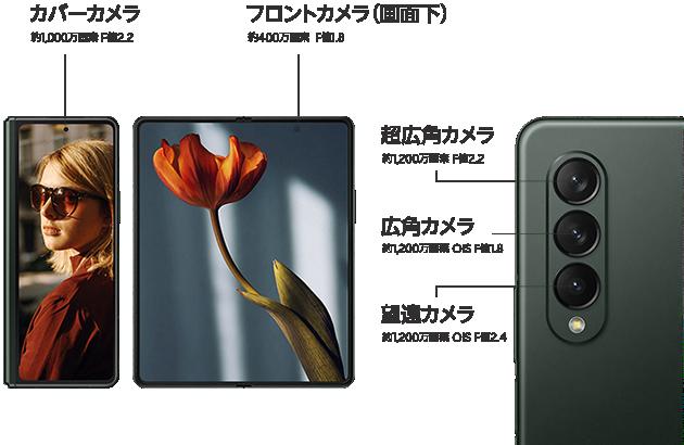 Galaxy Z Fold3 5G-camera-main-sub