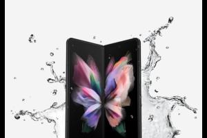 Galaxy Z Fold3 5G-water